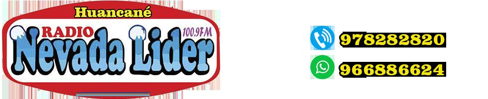 RADIO NEVADA LÍDER 100.9 fm